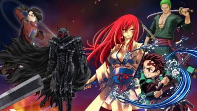 Sondage : vote pour l'épéiste le plus stylé tous mangas confondus