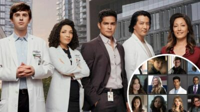 Quiz Good Doctor : seul un vrai fan saura retrouver ces personnages grâce à leur nom