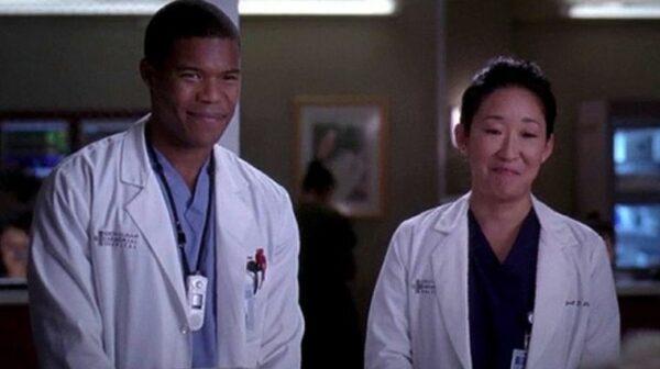Cristina Yang et Shane Ross Grey's Anatomy