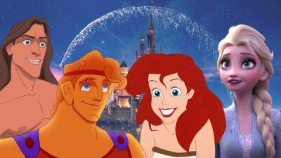 Quiz : donne nous tes préférences Disney, on te dira quel héros d'animation tu es