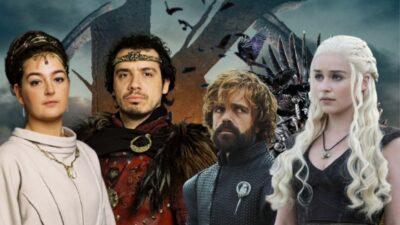 Ce quiz te dira quel combo de personnages de Kaamelott et Game of Thrones sommeille en toi