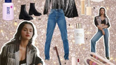 Minute Mode : adopte le look de Selena Gomez (Only Murders in the Building)