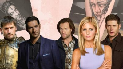 Supernatural, Lucifer…10 tatouages complètement fous faits par les fans de séries
