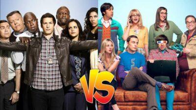 Sondage : match ultime, tu préfères Brooklyn Nine-Nine ou The Big Bang Theory ?