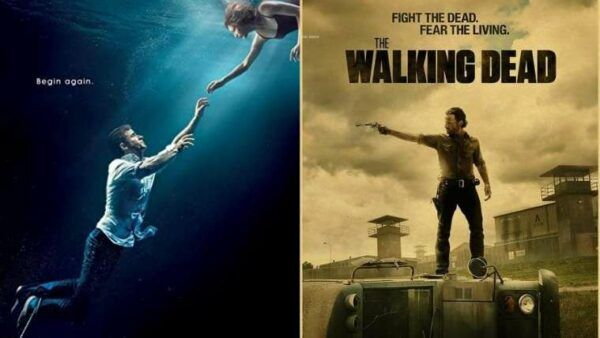 the walking dead, the leftovers