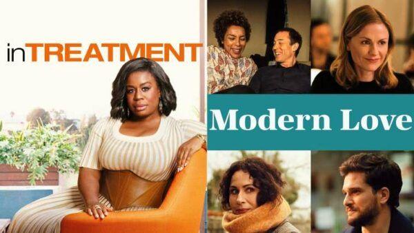 in treatment, modern love