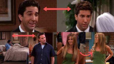 Friends : 10 erreurs et incohérences présentes entre deux saisons de la série