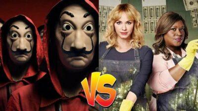 Sondage : match ultime, tu préfères La Casa de Papel ou Good Girls ?