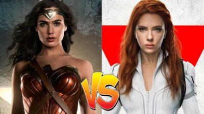Quiz : ces 3 infos sur toi détermineront si tu es plus Wonder Woman ou Black Widow