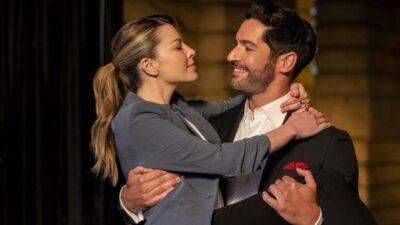 Lucifer : la showrunneuse dévoile une version longue de la scène finale du couple Deckerstar