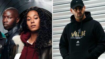 Validé et Adidas s'associent pour une collection capsule exclusive aux couleurs de la série
