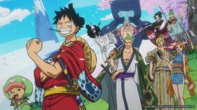 Quiz One Piece : le quiz le plus dur du monde sur l'arc Wano Kuni