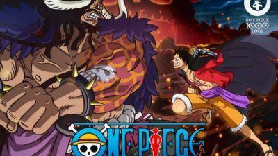 One Piece : l'épisode 1000 sera diffusé dans les cinémas CGR en France