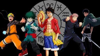 Quiz : balance ton signe astro on te dira quel héros de manga tu serais