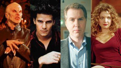 Sondage : qui est le meilleur grand méchant de Buffy contre les vampires ?