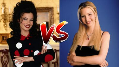 Sondage : qui est la plus drôle entre Fran d'Une Nounou D'Enfer et Phoebe de Friends ?