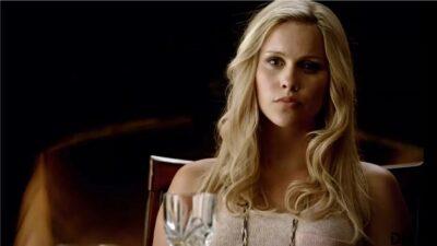 The Originals : Claire Holt reprendra son rôle de Rebekah Mikaelson dans Legacies