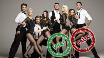 Impossible d'avoir 10/10 à ce quiz vrai ou faux sur les danseurs de Danse avec les Stars