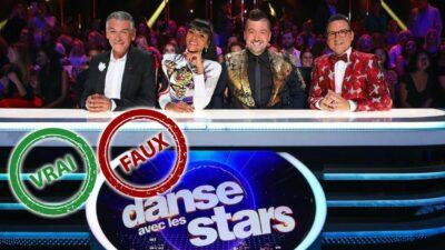 Danse avec les stars : impossible d'avoir 10/10 à ce quiz vrai ou faux sur l'émission