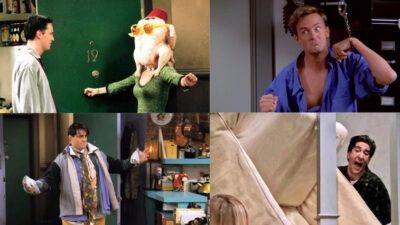 Sondages : choisis les scènes cultes de chaque personnage de Friends que tu préfères