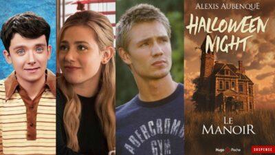 On a imaginé le casting version séries du livre Halloween Night : Le Manoir