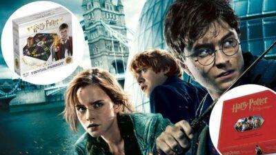 Harry Potter : 5 jeux de société indispensables pour les Potterheads