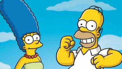 Quiz : choisis 3 personnages des Simpson, on te dira si t'es plus Homer ou Marge