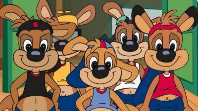Retour en enfance : comment se termine Kangoo Juniors ?