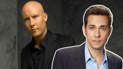 Smallville : Zachary Levi a auditionné pour jouer Lex Luthor et ça a été une catastrophe