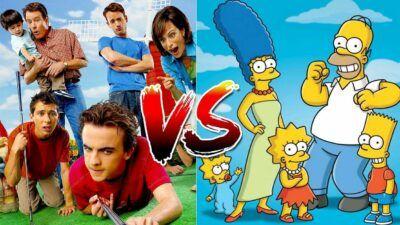 Sondage : le match ultime, tu préfères Malcolm ou Les Simpson ?