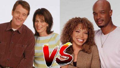 Sondage : tu préfères Hal & Lois (Malcolm) ou Michael & Janet (Ma Famille d'Abord) ?