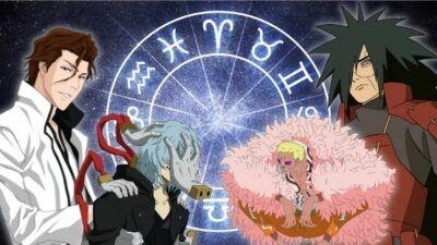 Balance ton signe astro on te dira quel méchant de manga/anime tu es