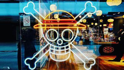 One Piece : un pop-up store sur l'anime a ouvert ses portes à Paris