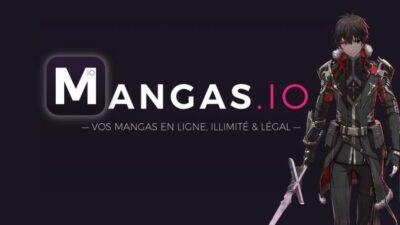 Mangas.io : bientôt une application pour la plateforme de lecture de mangas