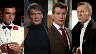 Quiz : ces 5 infos sur toi nous diront quel James Bond tu es