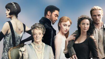 Quiz : tes préférences nous diront si tu appartiens à Downton Abbey, Outlander ou La Chronique des Bridgerton