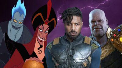 Quiz : donne-nous tes préférences, on te dira quel combo de vilains Marvel et Disney tu es