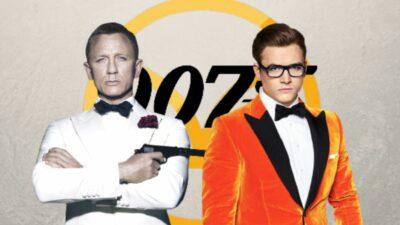 Quiz : réponds à ces 5 questions, on te dira si tu es plus un agent 007 (James Bond) ou un Kingsman