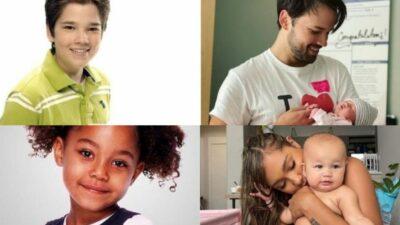 10 acteurs qui jouaient des enfants de séries et sont maintenant parents dans la vie