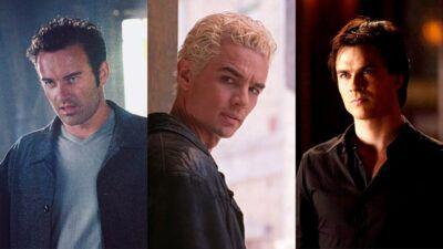Sondages : kiss, marry, kill avec Cole, Spike et Damon