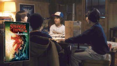 Quiz Stranger Things : choisis 3 éléments de Donjons & Dragons, on te dit quel perso tu es