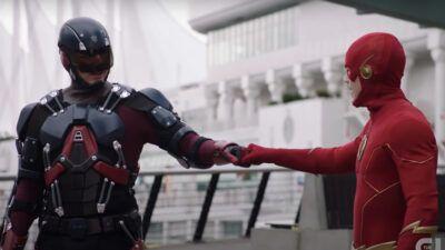 The Flash saison 8 : l'énorme crossover de cinq épisodes se dévoile dans une bande-annonce explosive