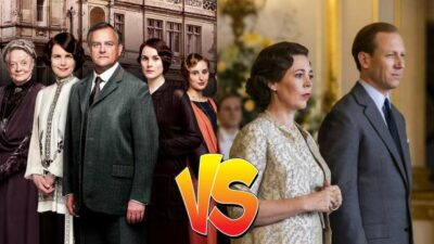 Sondage : match ultime, tu préfères Downton Abbey ou The Crown ?