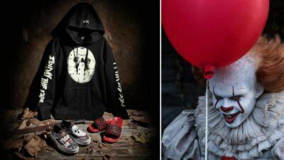 Vans : la marque californienne sort une collection dédiée aux films d'horreur cultes
