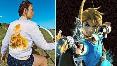Minute cool : Zelda s'invite dans ton dressing grâce à BlackMilk